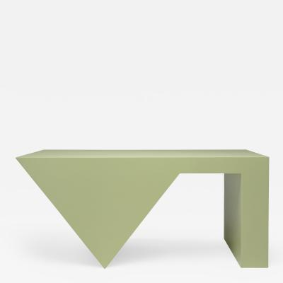 Eben Blaney Sawtooth table