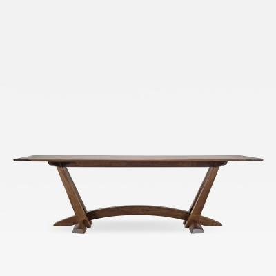 Eben Blaney Wise dining table