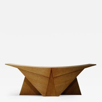 Ed Weinberger Swooping Bench