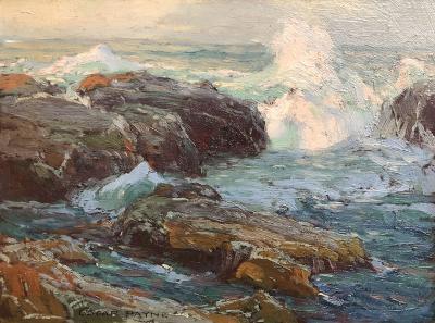 Edgar Alwin Payne Laguna Coast
