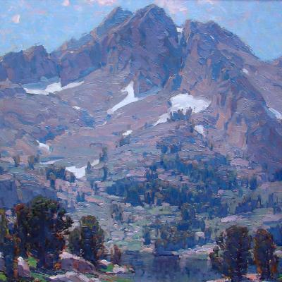 Edgar Alwin Payne Sierra Lake