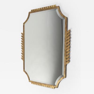 Edgar Brandt Mirror