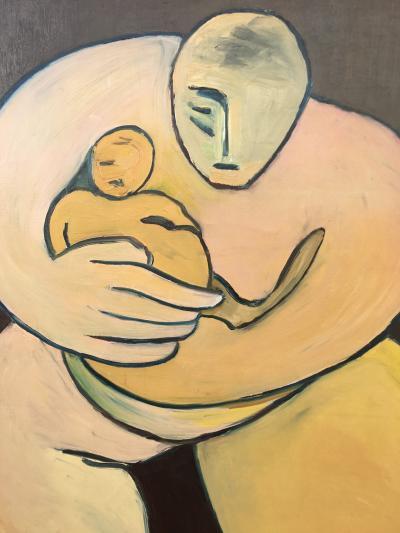 Edgar Stoebel Motherhood