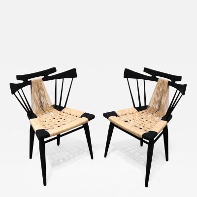 Edmond Spence Edmond Spence Pair Of Chairs
