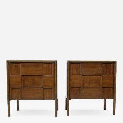 Edmond Spence Pair of Edmond Spence Nightstands