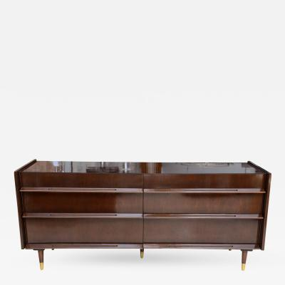 Edmond Spence Sir Edmond Spence Mahogany Six Drawer Chest