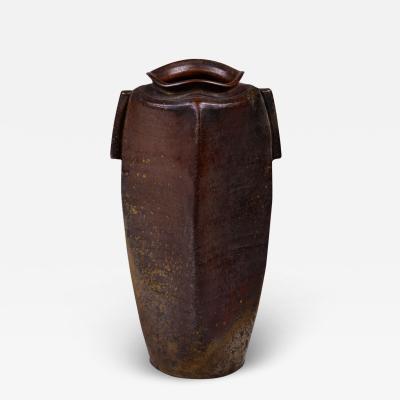 Edo Period Bizen Vase