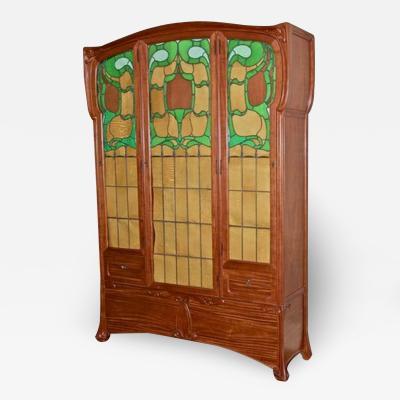 Edouard Colonna Edouard Colonna Art Nouveau Paris Bibliotheque Victor Hugo Cabinet
