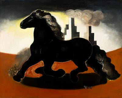 Eduard Buk Ulreich Eduard Buk Ulreich Black Runner 1933