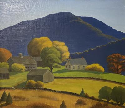 Edward Bruce Painting by Edward Bruce Oil on Canvas