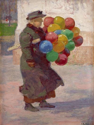 Edward Henry Potthast Toy Balloons