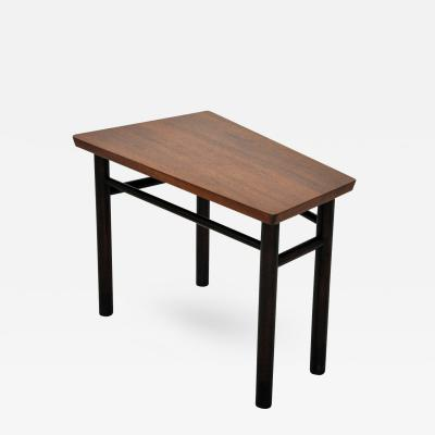 Edward J Wormley Dunbar Angular End Table by Edward Wormley