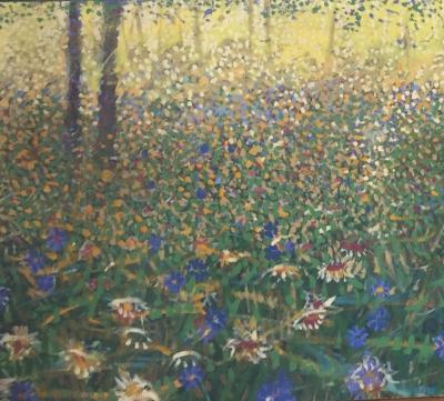 Edward Thomas Forest of Flowers