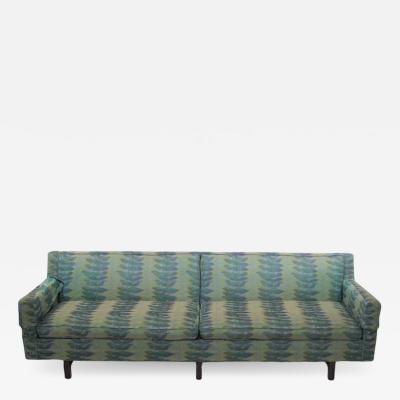 Edward Wormley 1960s Edward Wormley Midcentury Modern Glamour Dunbar Sofa