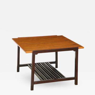Edward Wormley 5589 End Table by Edward Wormley for Dunbar