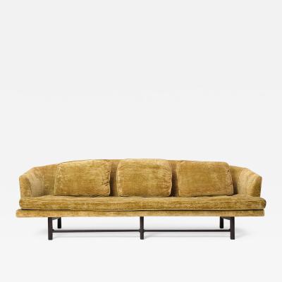 Edward Wormley Arced Back Sofa