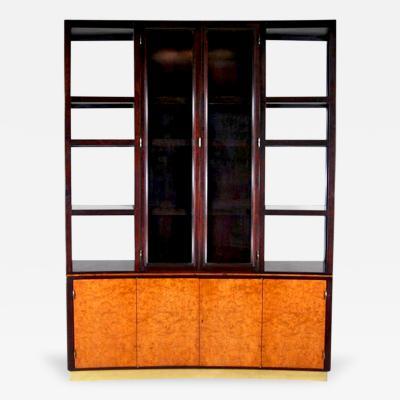 Edward Wormley China Display Cabinet Edward Wormely Dunbar