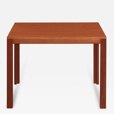 Edward Wormley Clean Line Side Table by Edward Wormley