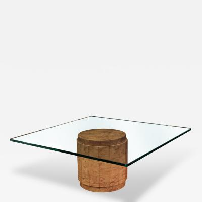 Edward Wormley Coffee Table by Edward Wormley for Dunbar