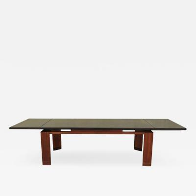 Edward Wormley Coffee Table with Extension Leaves by Edward Wormley for Dunbar