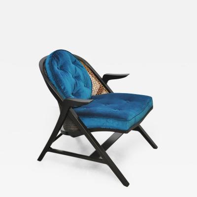 Edward Wormley Dunbar 5700a Lounge Chair by Edward Wormley
