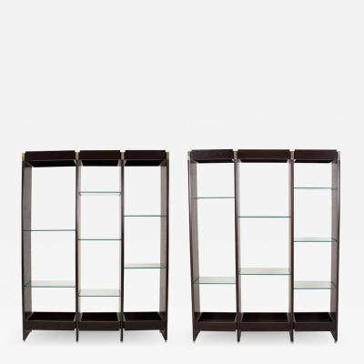 Edward Wormley Dunbar Bookcase Wall Units by Edward Wormley