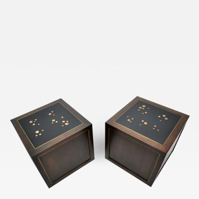 Edward Wormley Dunbar Constellation Cube Tables