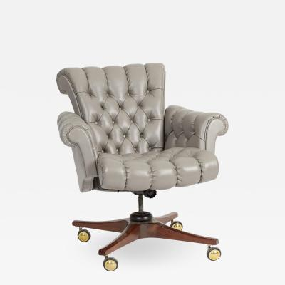 Edward Wormley Dunbar Executive Desk Chair by Edward Wormley