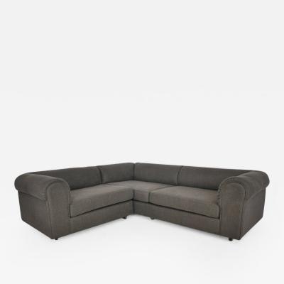 Edward Wormley Dunbar Harlow Sectional Sofa by Edward Wormley