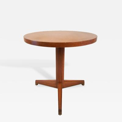 Edward Wormley Dunbar Janus Side Table by Edward Wormley