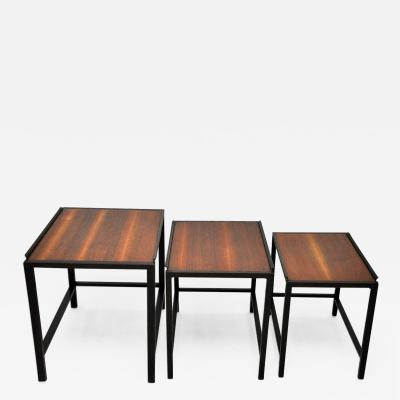 Edward Wormley Dunbar Nesting Tables Edward Wormley