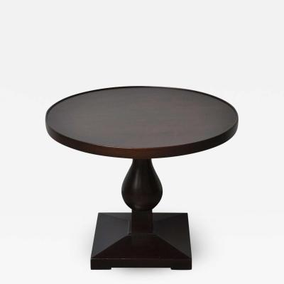 Edward Wormley Dunbar Occasional Side Table by Edward Wormley