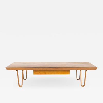 Edward Wormley EDWARD WORMLEY LONG JOHN BENCH
