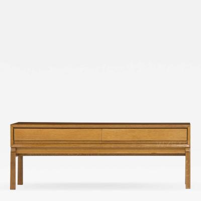 Edward Wormley EDWARD WORMLEY LOW CABINET OR BENCH