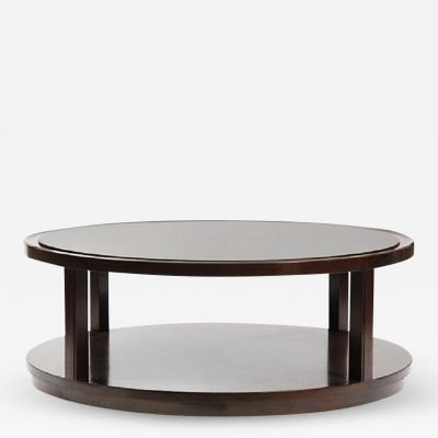 Edward Wormley EDWARD WORMLEY MAHOGANY LOW TABLE