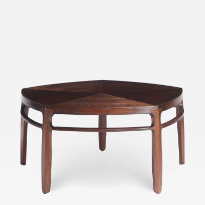 Edward Wormley EDWARD WORMLEY PENTAGONAL LOW TABLE