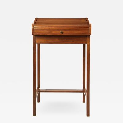 Edward Wormley EDWARD WORMLEY ROLL TOP STANDING DESK