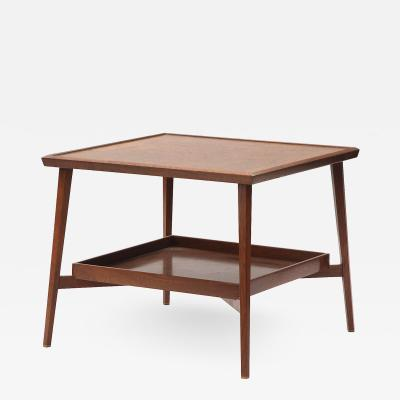Edward Wormley EDWARD WORMLEY TAPERED LEG TABLE