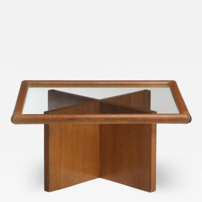 Edward Wormley EDWARD WORMLEY X BASE LOW TABLE
