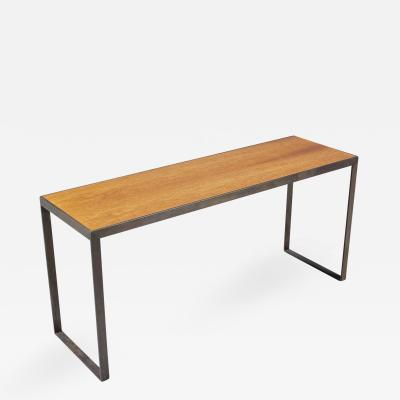Edward Wormley Edward J Wormley Bronze Console Table for Dunbar