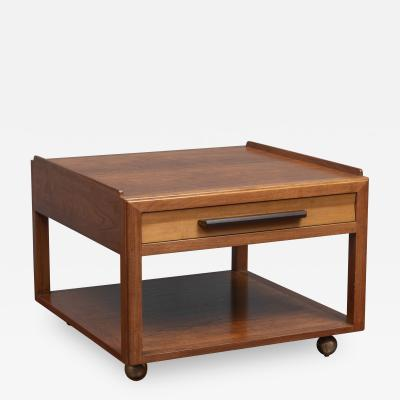 Edward Wormley Edward Wormley for Dunbar End Table