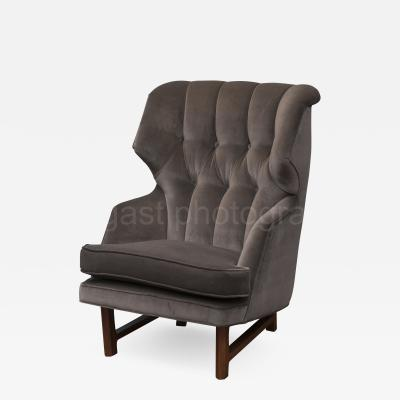Edward Wormley Edward Wormley for Dunbar Janus Wing Chair
