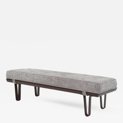 Edward Wormley Edward Wormley for Dunbar Long John Bench