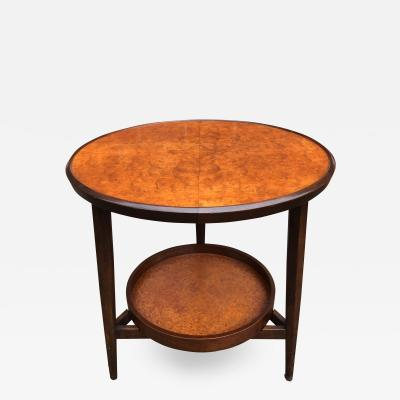 Edward Wormley Edward Wormley for Dunbar Occasional Table with Tray