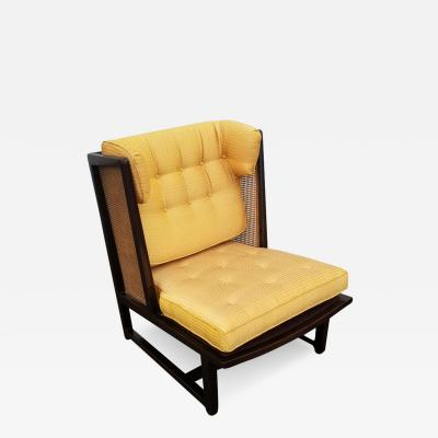 Edward Wormley Edward Wormley for Dunbar Wing Lounge Chair Model 6016