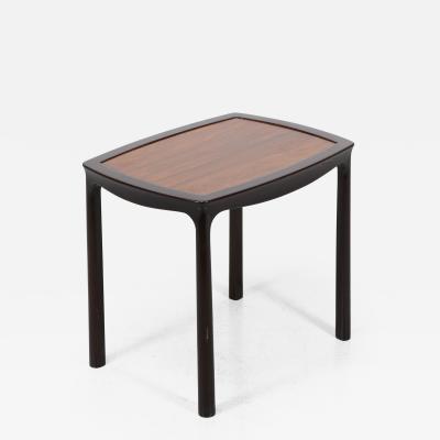 Edward Wormley Edward Wormleys coffee table for Dunbar 1950 label