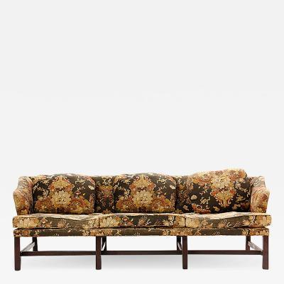 Edward Wormley Floral Print Sofa