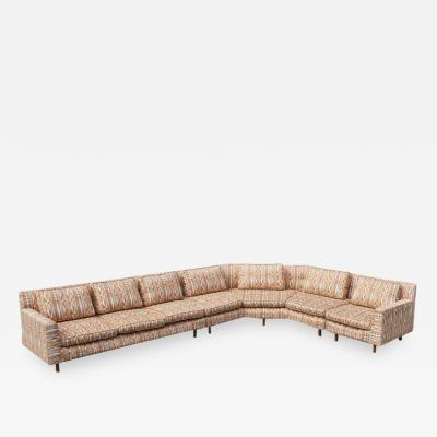 Edward Wormley Huge Sectional Sofa by Edward Wormley for Dunbar Upholstery needed