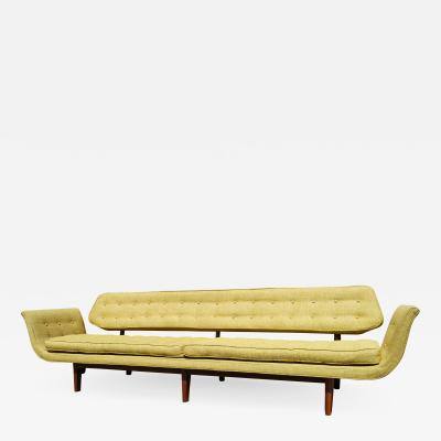 Edward Wormley La Gondola Sofa Model 5719 by Edward Wormley for Dunbar