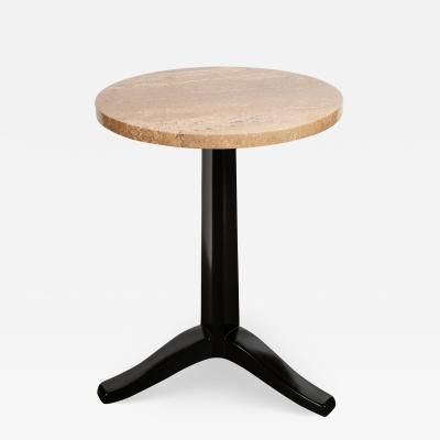 Edward Wormley Mid Century Modern Tripod Side Table by Edward Wormley for Dunbar
